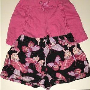 Girls Size 5 Shorts